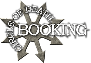 Circle Of Death Booking Logo